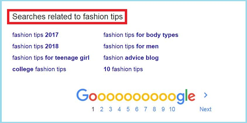 Searches related to feature in Google