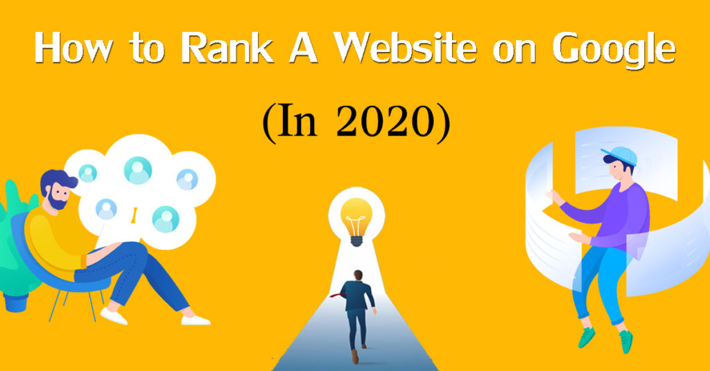 How to Rank Website On Google First Page