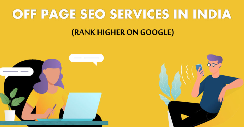Off Page SEO Services In India