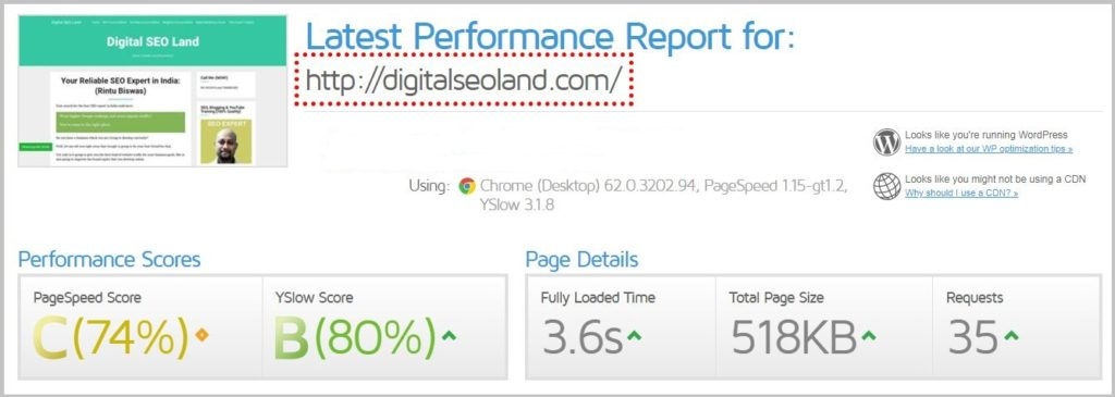Website Speed and Performance Optimization