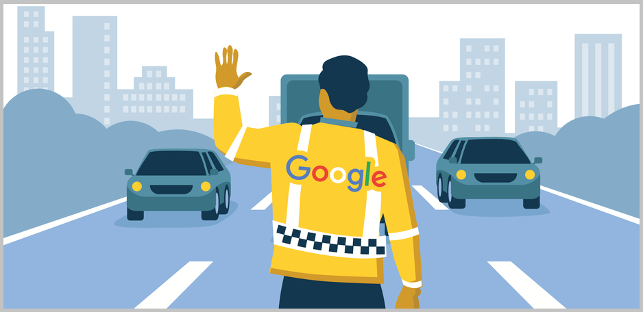 Google will penalize your website